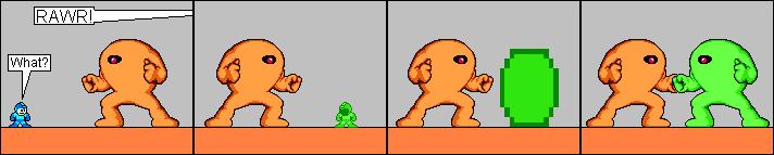 Return of the Green Guy