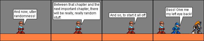Utter Randomness